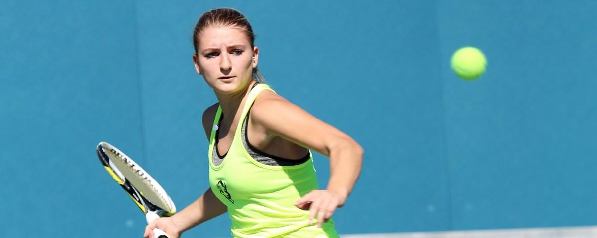 Lady Bison score 5-4 win over No. 9NSU