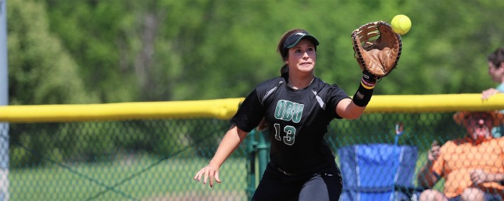 Junior business management major pitcher Amanda Peterson led the way defensively, holding the Tigers to one run. Peterson is from Davenport, Oklahoma. She currently holds the following honors: career strikeouts - 874, perfect game against Healdton - sophomore year fast-pitch state champions 2012-2013 and high school valedictorian.