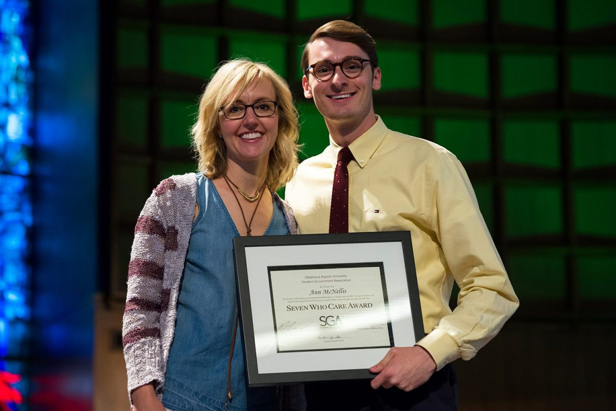 Bison Hill spotlight: Public relations professor appreciated by students