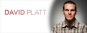 David Platt to speak atchapel