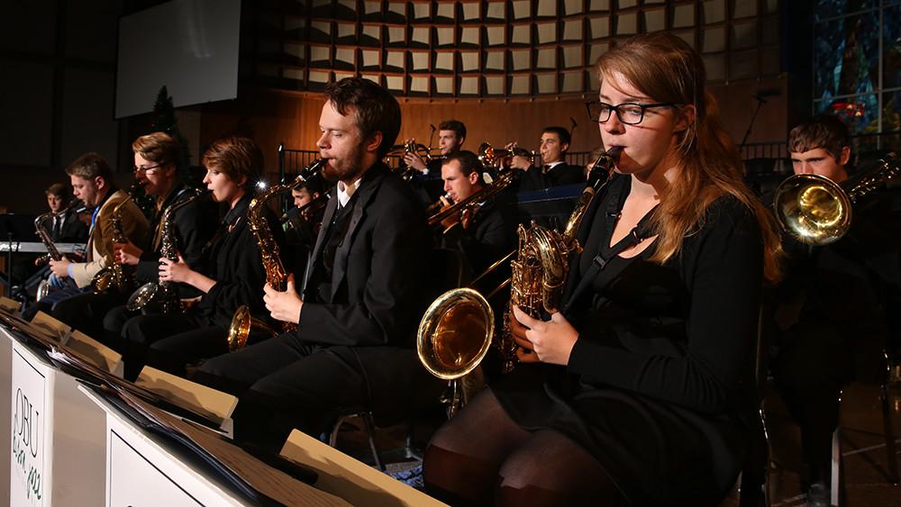 Fall jazz ensemble featured guestartists