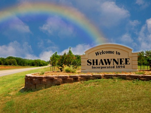 Shawnee: A small town Gotham City