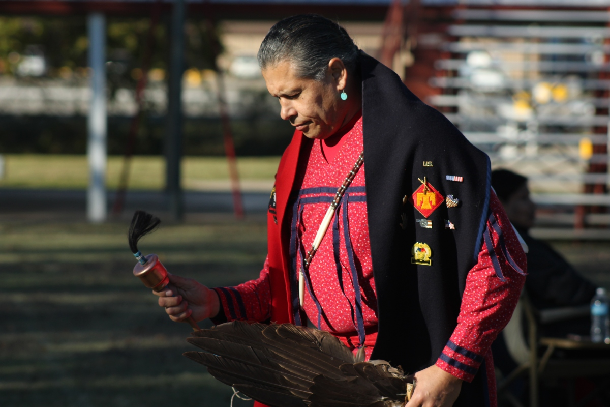 Native American Heritage Month: Students Share TheirStories