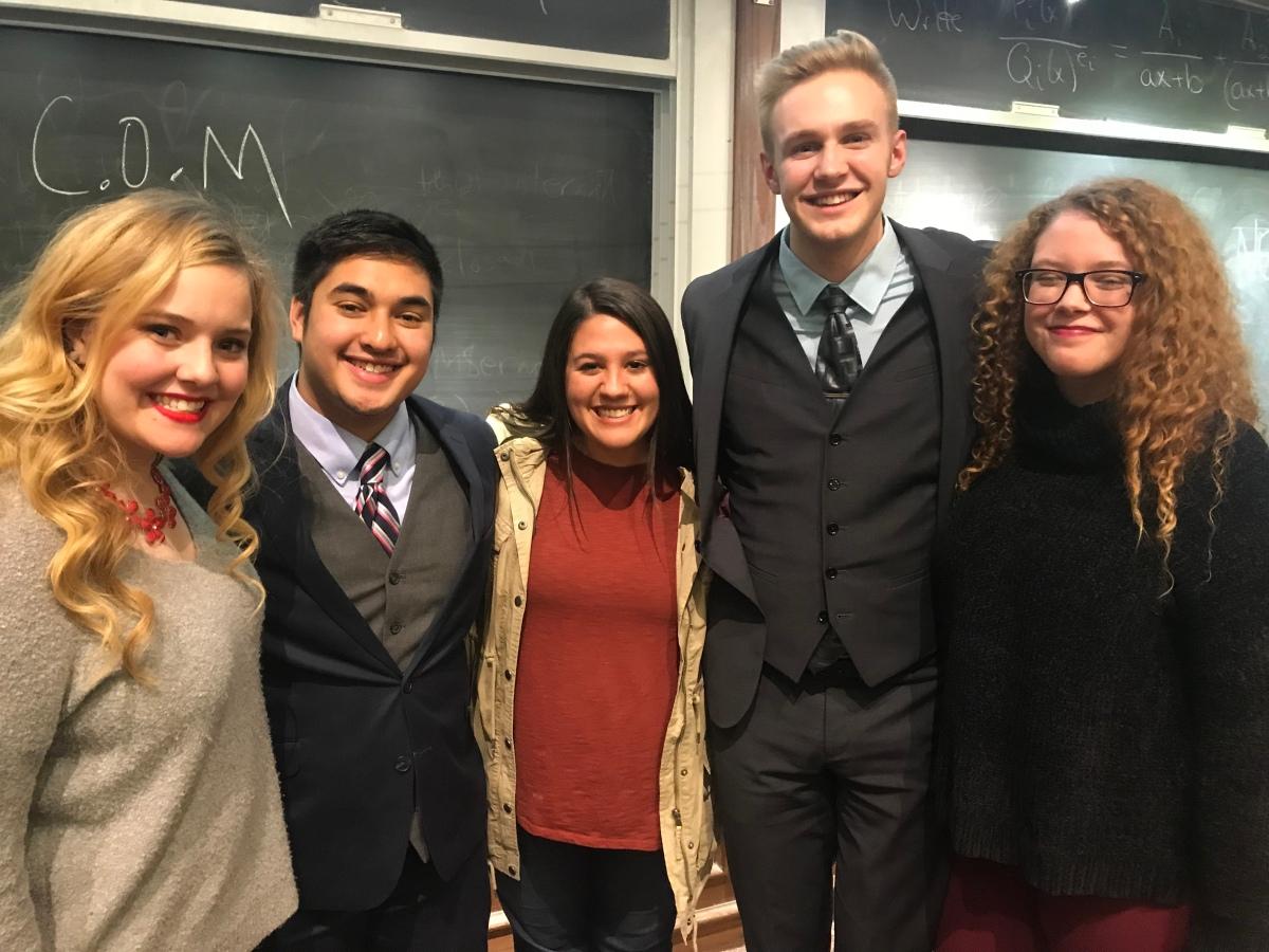 Debate team brings home morehonors