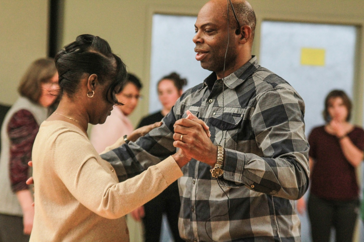 PHOTOS: Ballroom Dancing for Black History Month