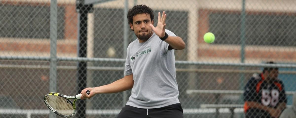 Men's Tennis begins season in national spotlight, seeks first NCAAchampionship
