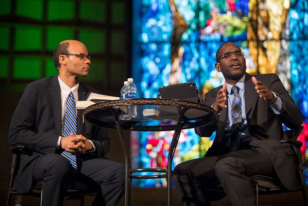 Focus Week tackles difficult topics in messages on racial reconciliation