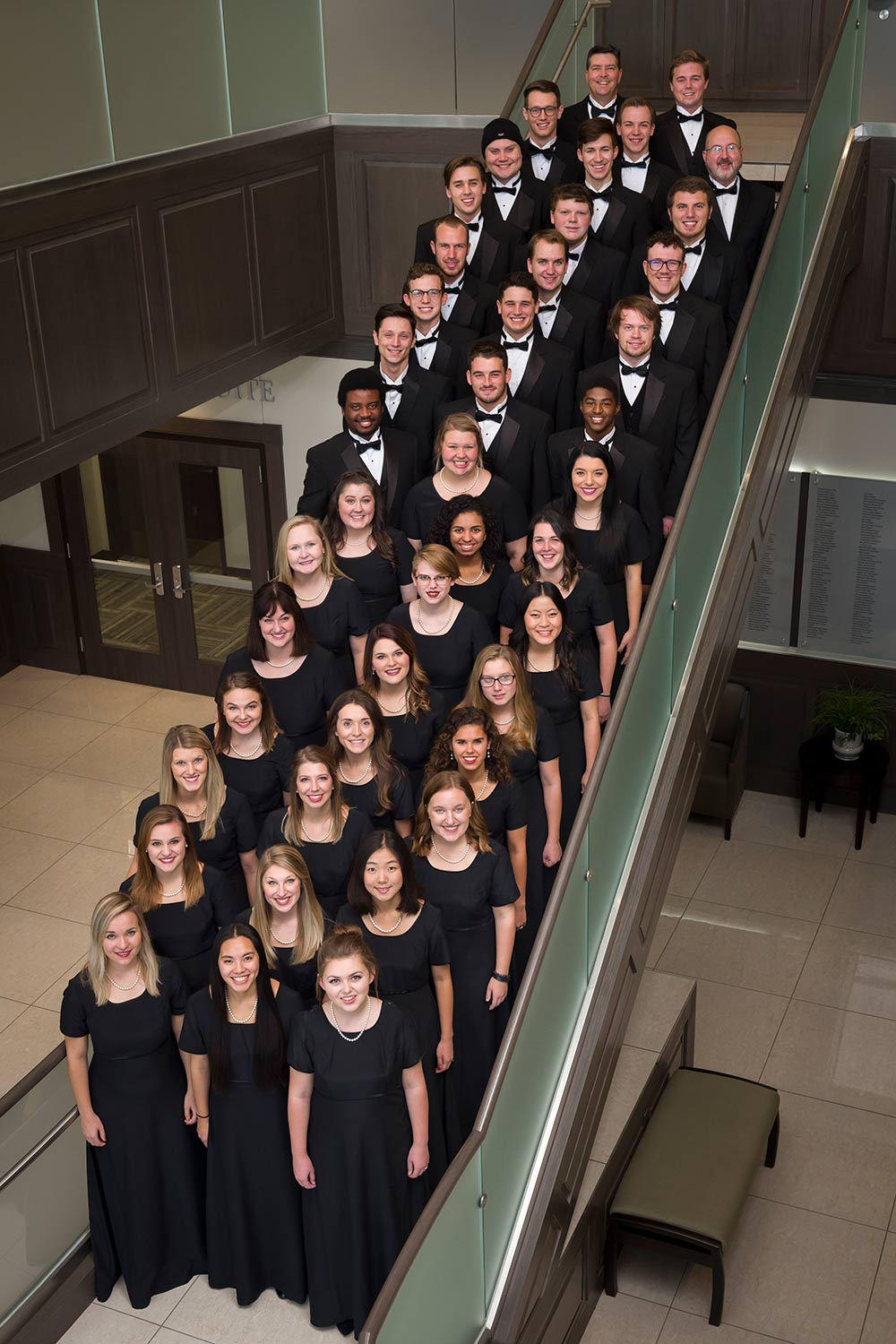 University Chorale prepares for Carnegie Hall