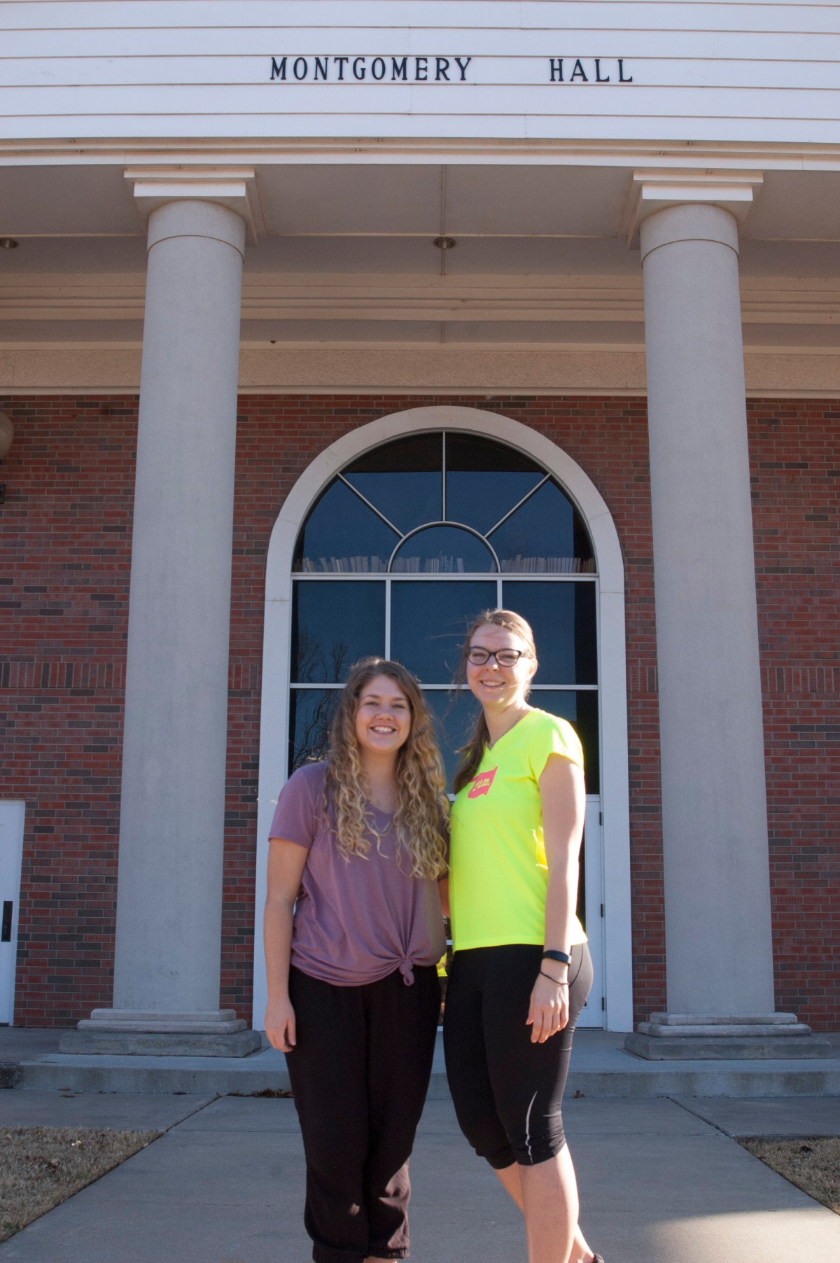 The women of Hobb's College share theirexperiences