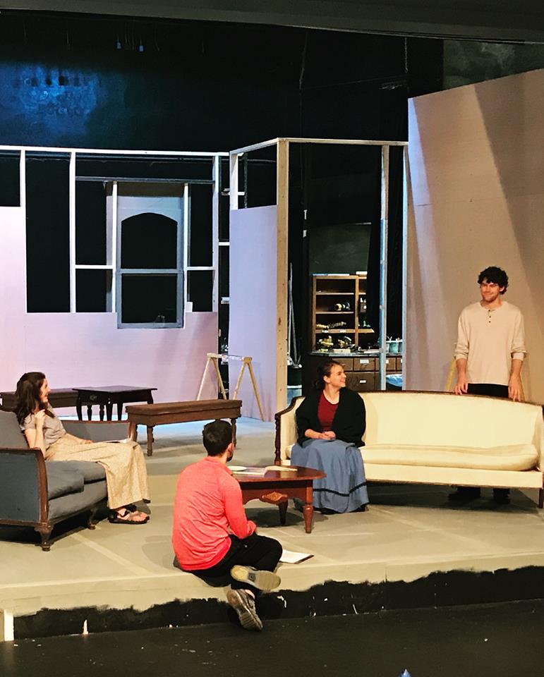 "OBU Theater to present Agatha Christie's ""A Murder is Announced"""