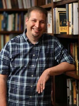 Dr. Alan Bandy, Rowena R. Strickland associate professor of New Testament