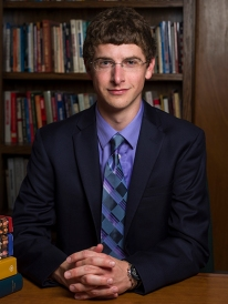Dr. Christopher McMillion, assistant professor of political science