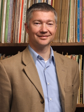 Dr. Michael Dean, associate professor of music