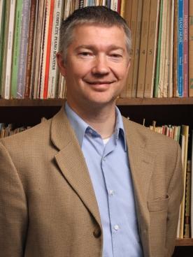 Dr. Michael Dean, associate professor of music