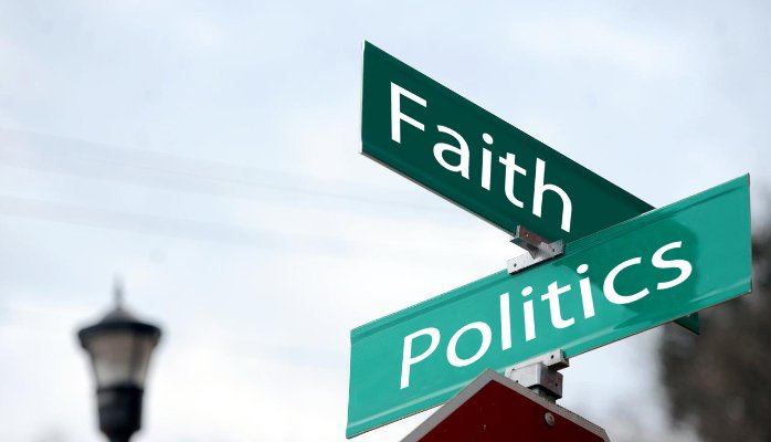 Let's Talk: politics, voting, faith, A series of conversations on hard topics