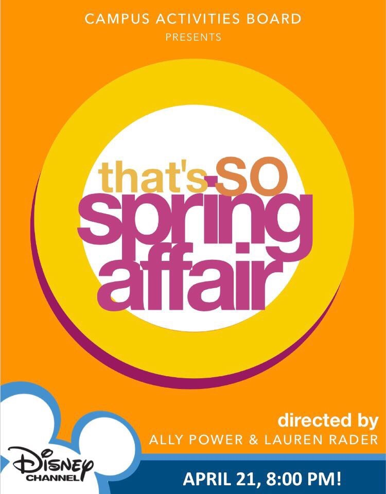 "Photos: CAB presents ""That so Spring Affair"" Saturday April 21"