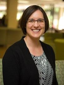 Melissa Stroud, assistant dean of students