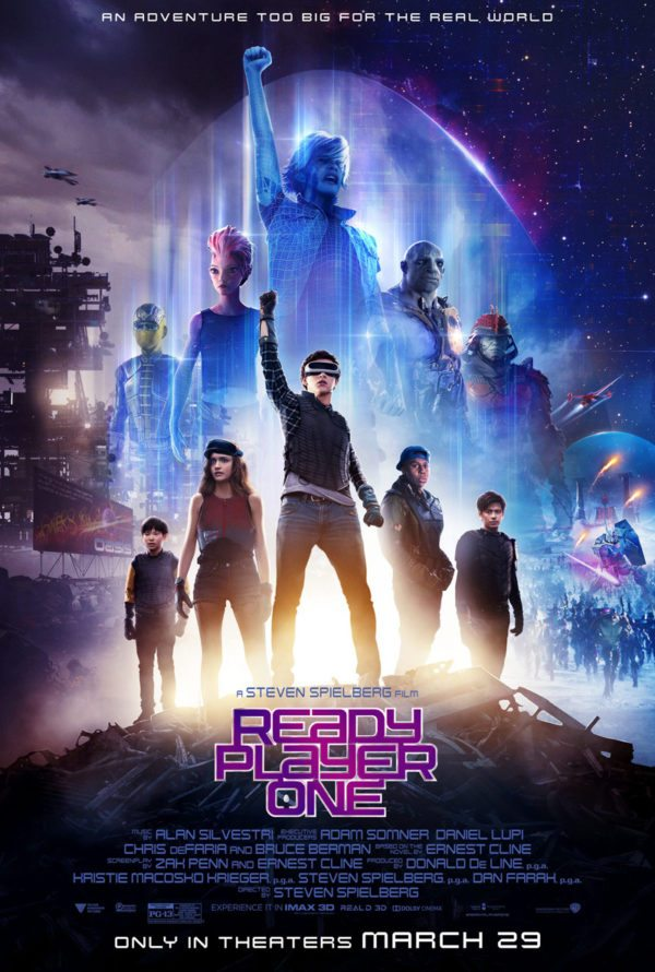 Review: Ready Player One, a beautifully futuristic and nostalgia-soaked adventure