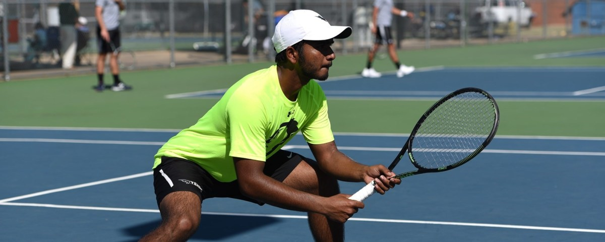 Men's tennis show strong performance in singlesplay