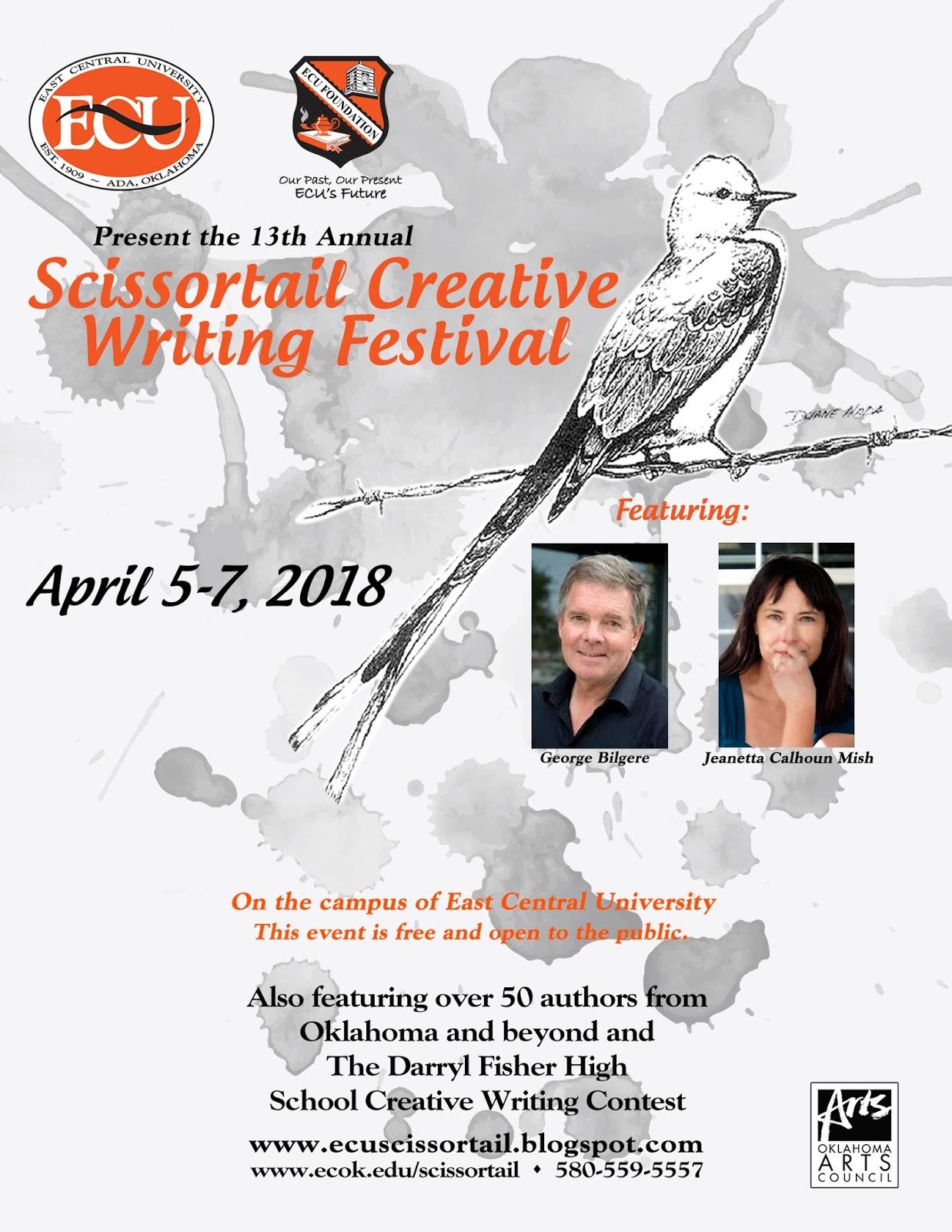 scissortail creative writing festival