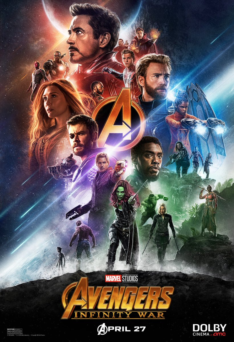 Review: 'Avengers: Infinity War', A stunning and emotional Part One of MCU finale