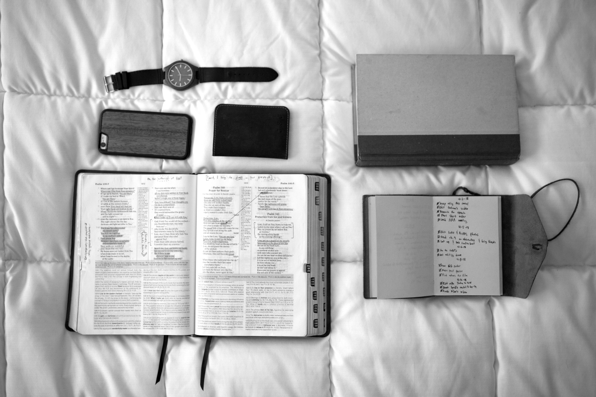 Faculty discusses the significance of practicing rest in daily devotion