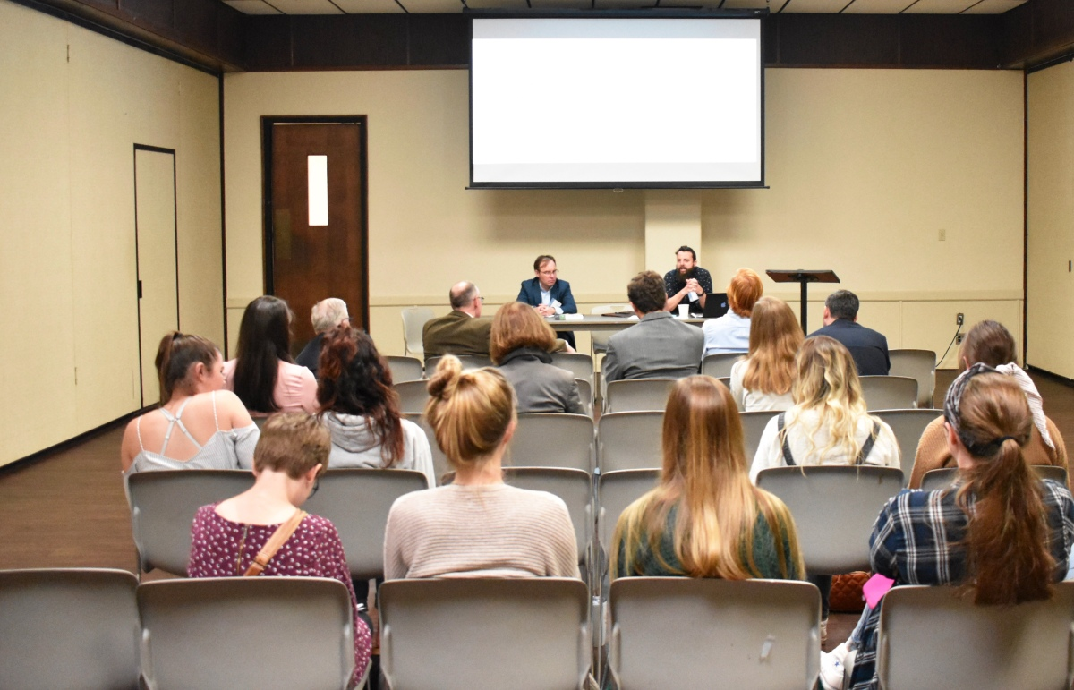 Southwest Christian Literary Conference comes to OBU