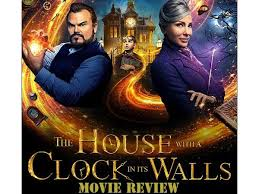 'The House With a Clock in its Walls' boasts good performances but juvenile humor, lackadaisicalstorytelling