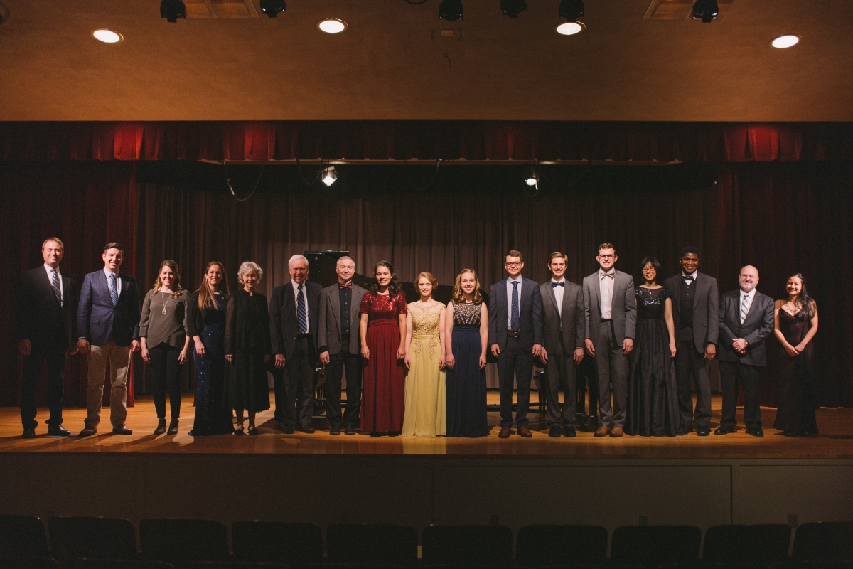 PHOTO: Benefit recital raised $4500 for Shawnee chorus