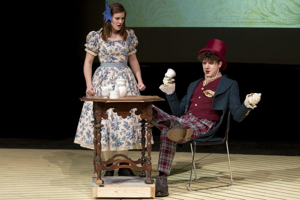 'Alice's Adventures in Wonderland' comes to OBU