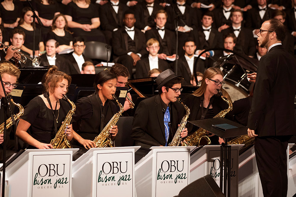 OBU to host annual Symphonic Winds, Bison Jazz Orchestra concert March 11