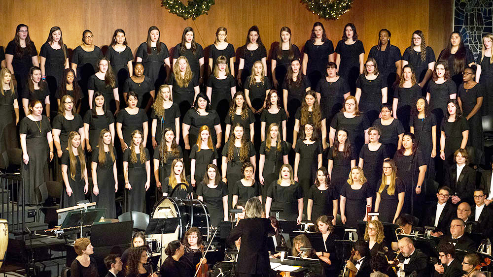 Bisonette Glee Club to tour Oklahoma, Texas