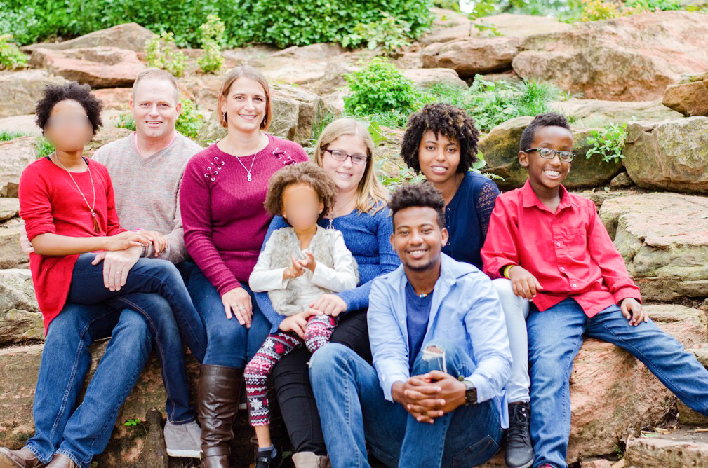 Foster care and adoption give families more tolove