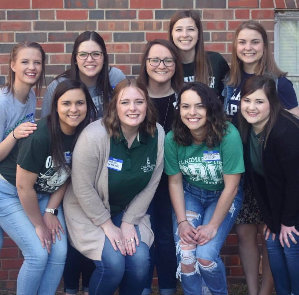 Kerr Resident Assistants build community