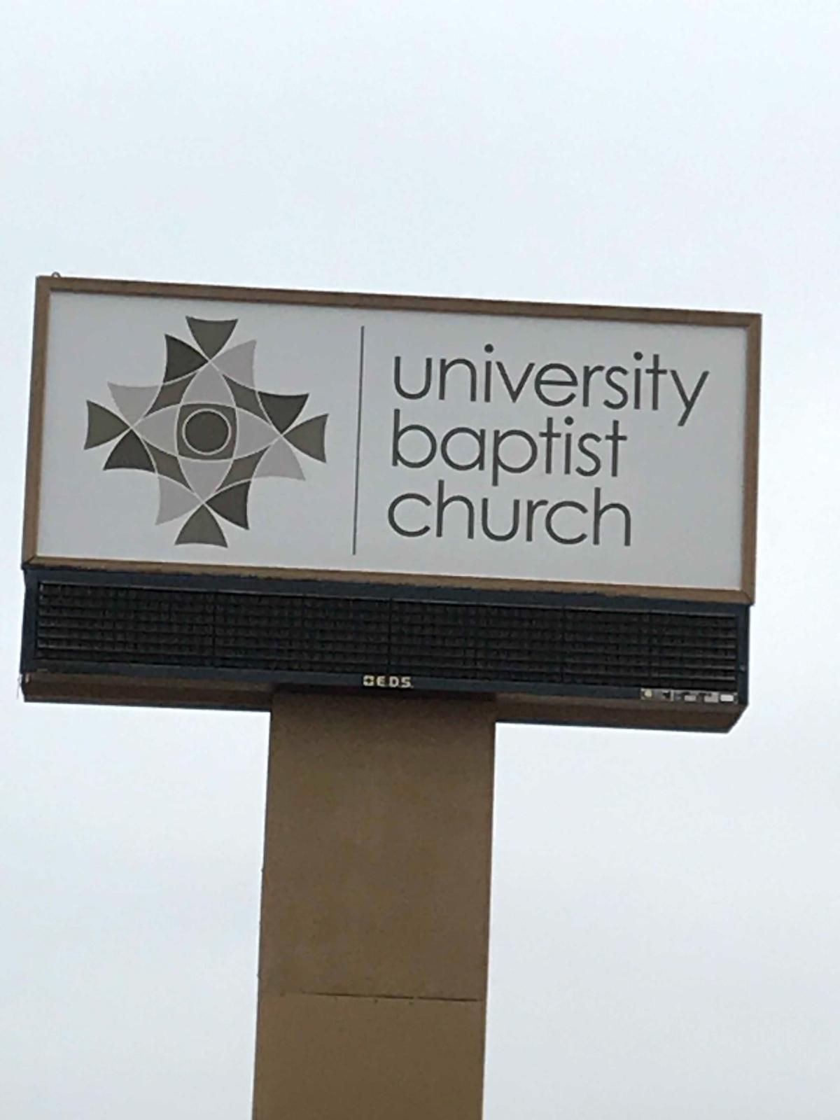 University Baptist Church welcomesstudents