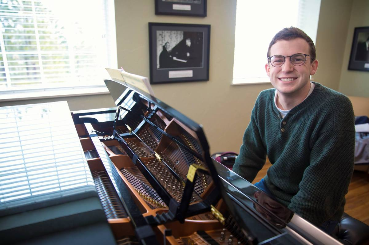 OBU Division of Music hosts student recitals