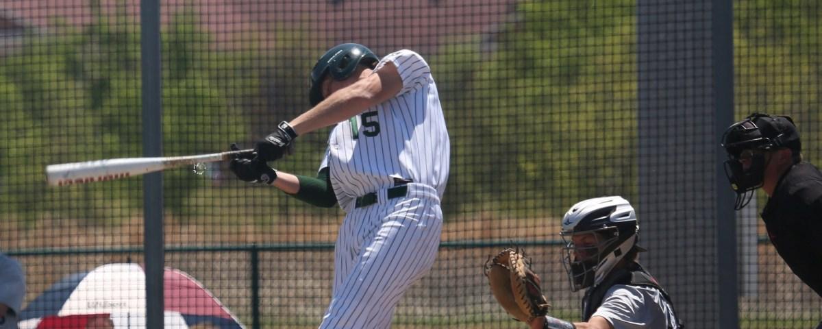 Baseball back on track with win streak, sweepsECU